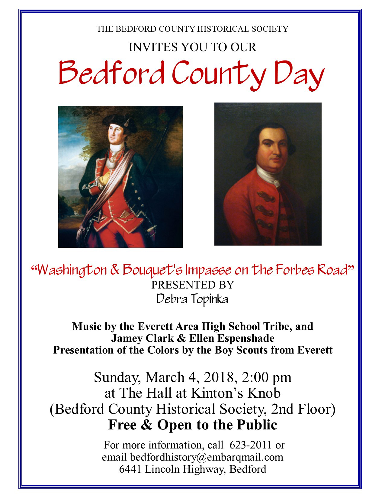 Bedford Co. Day