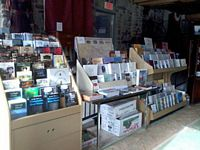 Our books for sale.