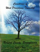 Cemeteries of West Providence by Michele L. Miller