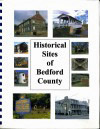 Historical Sites of Bedford County by James Hostetler