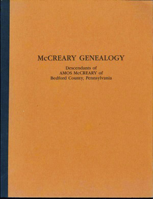 McCreary Genealogy                 by Fred Ickes