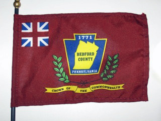 Bedford County Flag