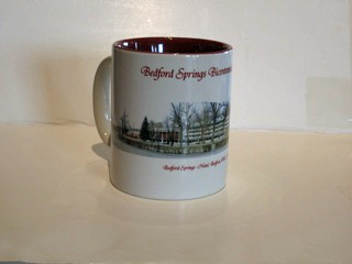 Bedford Springs Bicentennial Commemorative Cups