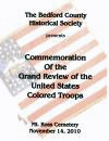 DVD of The Commemoration of the Grand Review of the US Colored Troops Ceremony